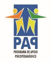 Logotipo do PAP da UNIFOR